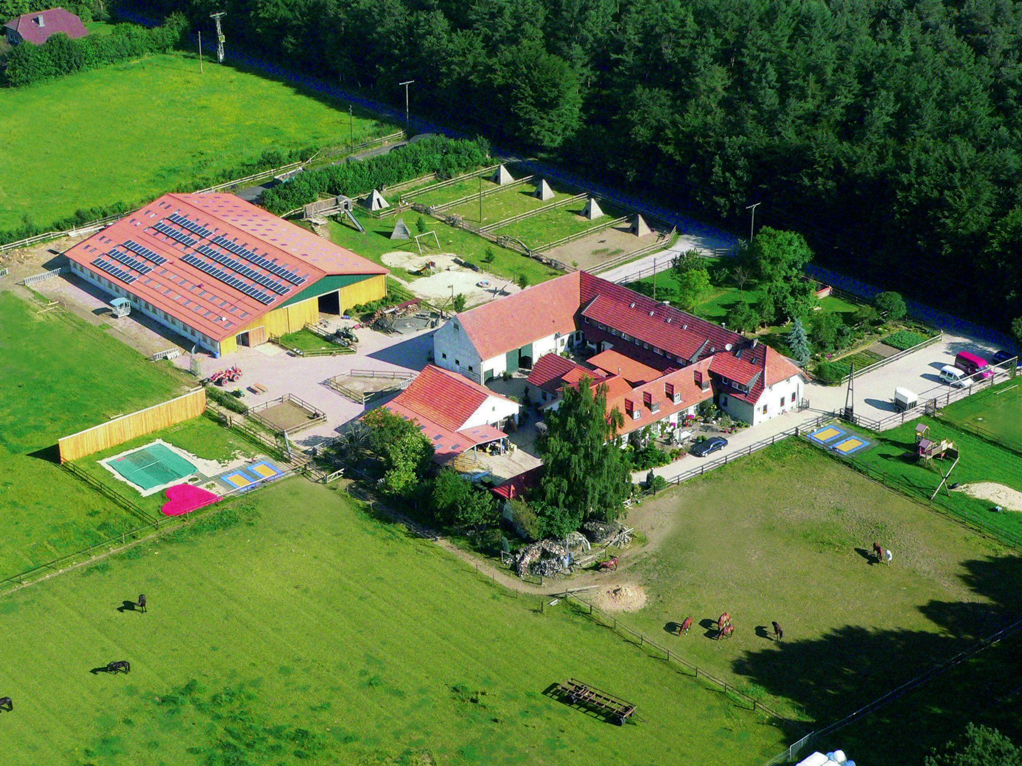 Reichswaldhof : Niederrhein Reiterbauernhof
